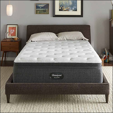Beautyrest Silver BRS900-C Medium Firm