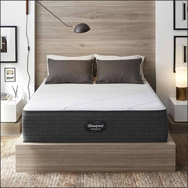 Beautyrest Hybrid BRX1000-IP Extra Firm
