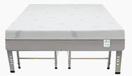 Mattress and 2 in 1 Storage