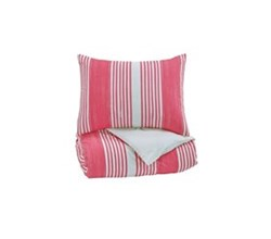 Beautyrest Duvet Sets in Twin Size ashley furniture taries pink duvet cover set