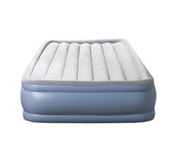 Air Mattresses beautyrest full size hi loft raised express air bed with hands free pump