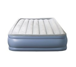 Air Mattresses beautyrest twin size hi loft raised express air bed with hands free pump