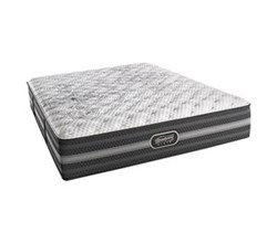 Simmons Beautyrest California King Size Luxury Extra Firm Comfort Mattress Only Calista CalKing XF Mattress N