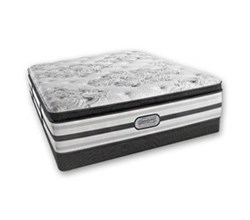 Simmons Beautyrest Twin Size Luxury Plush Pillow Top Mattresses simmons doris