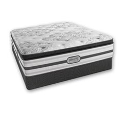 Simmons Beautyrest Twin Size Luxury Plush Plillow Top Comfort Mattress and Box Spring Sets simmons doris