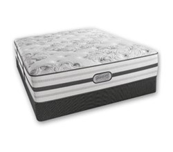 Simmons Beautyrest Twin Size Luxury Plush Comfort Mattress and Box Spring Sets simmons beatrice twin pl std set