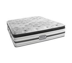 Simmons Beautyrest Queen Size Luxury Plush Pillow Top Comfort Mattress Only simmons doris