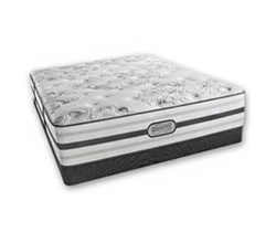 Simmons Beautyrest King Size Luxury Plush Comfort Mattress and Box Spring Sets simmons beatrice king pl low pro set