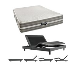 simmons beautyrest full size luxury extra firm comfort mattress and adjustable bases simmons new life - Beautyrest Hybrid