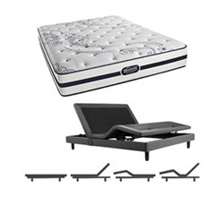 simmons beautyrest full size luxury extra firm comfort mattress and adjustable bases n hanover full lf