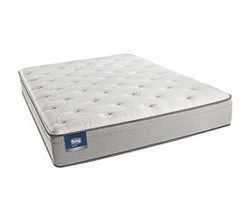 Simmons Beautyrest Queen Size Luxury Plush Pillow Top Comfort Mattress Only Cadosia Queen PET Mattress N