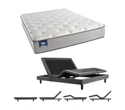 simmons beautyrest full size luxury extra firm comfort mattress and adjustable bases simmons chickering full lf