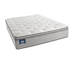 Simmons Beautyrest Queen Size Luxury Plush Pillow Top Comfort Mattress Only simmons chickering queen ppt mattress