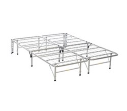 Simmons Beautyrest King Size Bed Frames simmons sim bb1466ek