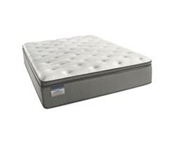Simmons Beautyrest King Size Luxury Plush Pillow Top Comfort Mattress Only beautysleep 450 plush pillow top king size mattress only