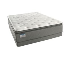 Simmons Beautyrest Twin Size Luxury Plush Plillow Top Comfort Mattress and Box Spring Sets simmons beautysleep 450 ppt