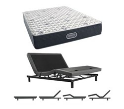 Simmons Beautyrest King Size Luxury Firm Comfort Mattress and Adjustable Bases simmons beautyrest silver 600 xf