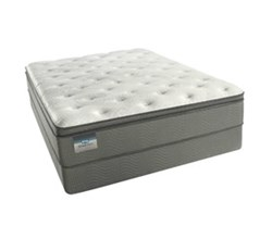 Simmons Beautyrest King Size Luxury Firm Pillow Top Comfort Mattress and Box Spring Sets simmons beautysleep 400 lfpt