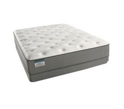 Simmons King Size Luxury Plush Comfort Mattresses simmons beautysleep 300 pl