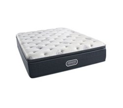 Simmons Beautyrest California King Size Cushion Firm Pillow Tops  simmons beautyrest silver 700 lfpt
