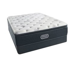Simmons Beautyrest King Size Luxury Firm Pillow Top Comfort Mattress and Box Spring Sets simmons beautyrest silver 700 lfpt