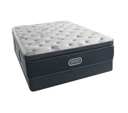 Simmons Beautyrest Twin Size Luxury Plush Plillow Top Comfort Mattress and Box Spring Sets simmons beautyrest silver 900 ppt