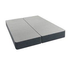 Simmons Beautyrest Queen Size Standard Height 9 Inch Box Springs simmons beautyrest silver standard box spring 9 inch