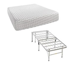 Simmons Beautyrest Memory Foam Mattresses And 2 In 1 Bed Frame  beautyrest 12 inch mattress