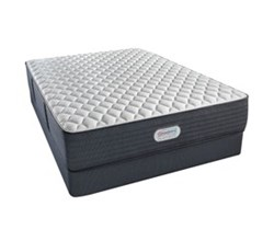 Simmons Cal King size Extra Firm Mattress and Standard Box Springs Set simmons spring grove 13 inch extra firm