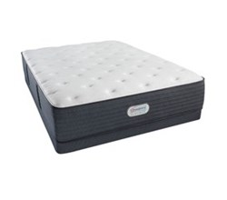 Simmons Full size Luxury Plush Mattress and Low Profile Box Springs Set simmons jaycrest 13 inch plush