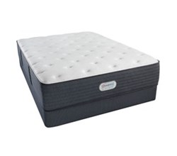 Simmons Full size Luxury Plush Mattress and Standard Box Springs Set simmons jaycrest 13 inch plush