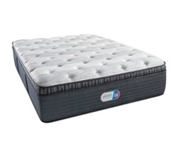 Simmons Beautyrest King Size Luxury Plush Pillow Top Comfort Mattress Only simmons haven pines 16 inch plush pillow top