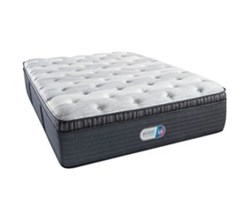 Simmons Beautyrest King Size Luxury Firm Pillow Top Comfort Mattress Only simmons haven pines 16 inch firm pillow top king size mattress only
