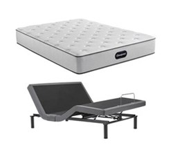Simmons Beautyrest Mattress and Adjustable Base Bundles beautyrest br800 medium mattress and adjustable base