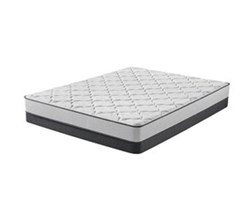 Simmons Twin size Luxury Firm Mattress and Low Profile Box Springs Set beautyrest foam medium