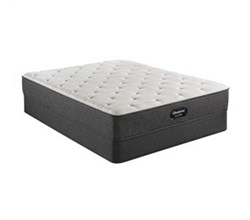 Simmons Full size Luxury Plush Mattress and Standard Box Springs Set beautyrest silver brs900 pl
