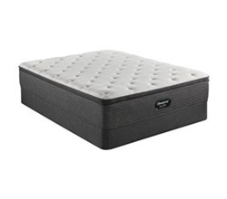 Simmons Beautyrest Full Size Luxury Plush Pillow Top Mattress and Boxspring Sets With Bed Frame beautyrest silver brs900 plush pillow top