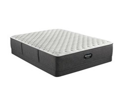 Simmons Full size Extra Firm Mattress and Low Profile Box Springs Set beautyrest silver brs900 c extra firm