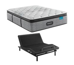 Simmons Beautyrest Mattress and Adjustable Base Bundles beautyrest harmony lux carbon ppt